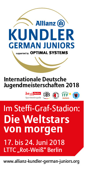 Allianz Kundler German Juniors supported by OPTIMAL SYSTEMS
